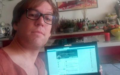 Von sozialer Distanz und sozialen Medien – 19.3., der Quarantäne 4. Tag